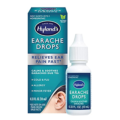 Ear Drops for Swimmers Ear and Allergy Relief for Kids and Adults by...