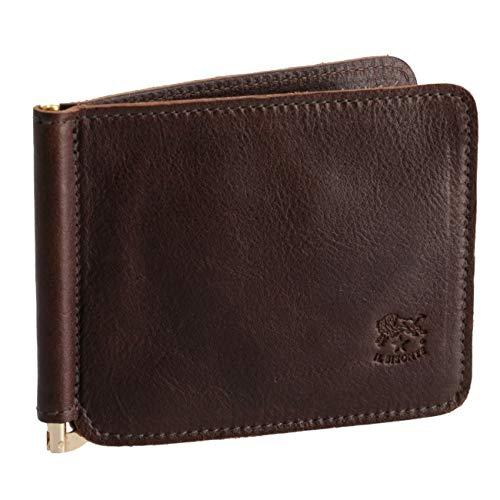 IL BISONTE(イルビゾンテ) 財布 メンズ CLASSIC 2つ折り財布 T.DI MORO C0963-PO-567 [並行輸入品]