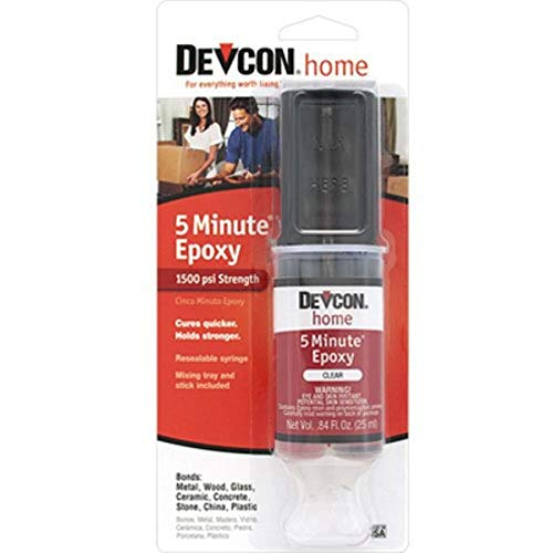 ITW Devcon 20845 High Strength Epoxy Anchoring Adhesive, 1-Pack