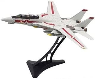 Robotech 1:72 Scale F-14 J Vermillion One Die-Cast Vehicle