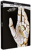 Alita - Battle Angel [4K Ultra HD + Blu-ray 3D + Blu-ray - Édition Limitée SteelBook]