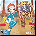 PlayFirst Fitness Dash for WIN/MAC for Age - All Ages (Catalog Category: PC Games / Simulations) by PlayFirst