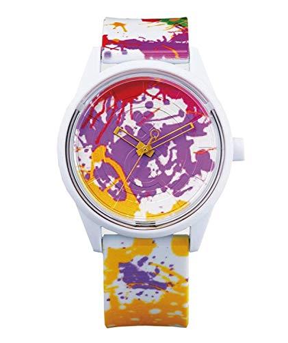 Q&q smile solar - Reloj q & q smile solar Floral Collection Mixta, Multicolor–qrp00j021y