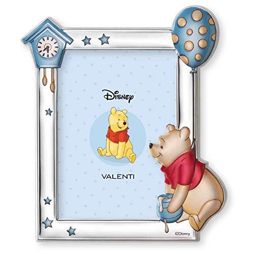 Bilderrahmen Silberrahmen Fotorahmen Disney Kind Winnie The Pooh cm 13 x 18