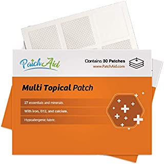 Multi Plus Topical Patch by PatchAid (6-Month Supply)