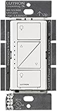 Lutron Deep Back Cover Caseta Pro 1000W Dimmer White (PD-10NXD-WH)