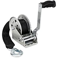 Camco Heavy Duty Steel Marine Towing Winch