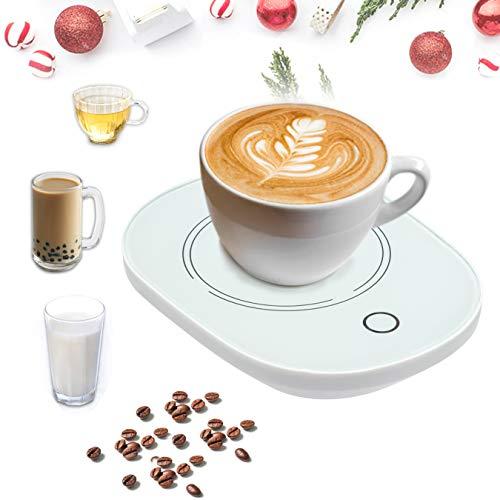 Coffee Mug Warmer for Desk with Auto Shut Off,Coffee Cup Warmer for Desk Office Home,Electric Beverage Warmer Plate for…