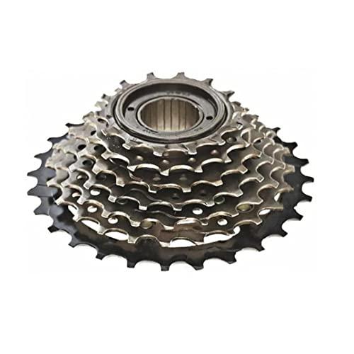 Bicicleta FreeWheel & Cicling Speed ??Cassette FreeWheel Sprocket Dientes 7 velocidad Spinning Gear Reemplazo