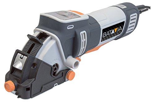 Batavia 7062413 Mini-Tauchkreissäge mit Digitalanzeige, 1 Stück, 500 W, 240 V, Grau/Orange