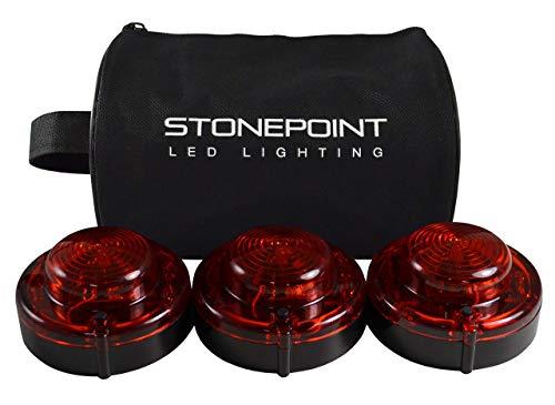 Stonepoint Emergency LED Road Flare Kit
