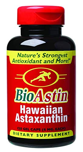 Nutrex Hawaii - Astaxantina hawaiana mg 4 di Bioastin. - 120 Gelcaps
