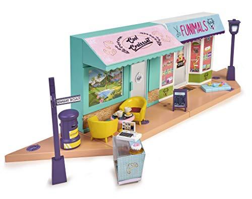 Mymy City- Funny Shopping, Set de Tiendas de Juguete con Accesorios (Famosa 700015819)