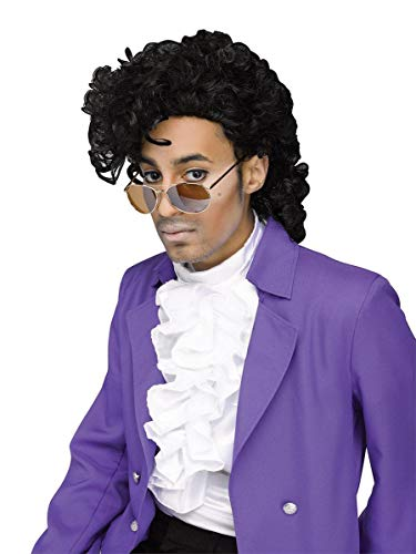 * Best Value Wig * Purple Pain Wig by Fun World for Men