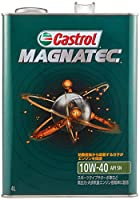 カストロール エンジンオイル MAGNATEC 10W-40 4L 4輪ガソリン車専用部分合成油 Castrol
