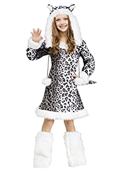 Fun World Snow Leopard Child Costume Medium