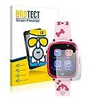 BROTECT Protector Pantalla Cristal Mate Compatible con Etpark 4186 Protector Pantalla Anti-Reflejos Vidrio, AirGlass