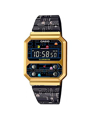 Reloj Casio Collection Vintage Series Digital Special Edition Pac-Man A100WEPC-1BERR