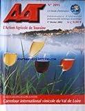 ACTION AGRICOLE DE TOURAINE (L') [No 2895] du 01/02/2002 - SALON DES VINS DE LOIRE A ANGERS.
