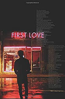 First Love: Suga  Bts Notebook, Journal for Writing, Size 6
