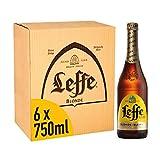 Leffe Blonde Premium Belgian Abbey Beer 6x