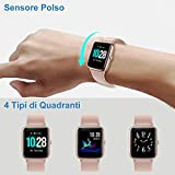 Zoom IMG-1 yamay smartwatch orologio fitness donna