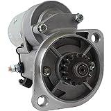 DB Electrical SND0399 Starter for Tractor Loader Cub Cadet LX490 /John Deere 575 675B 1070 /Yanmar 3T95 4T95 4T95T 4TN82 4LHA-DTE 4LHA-DTZ KM5A /AM875415 /121254-77010 129429-77010 171058-77010