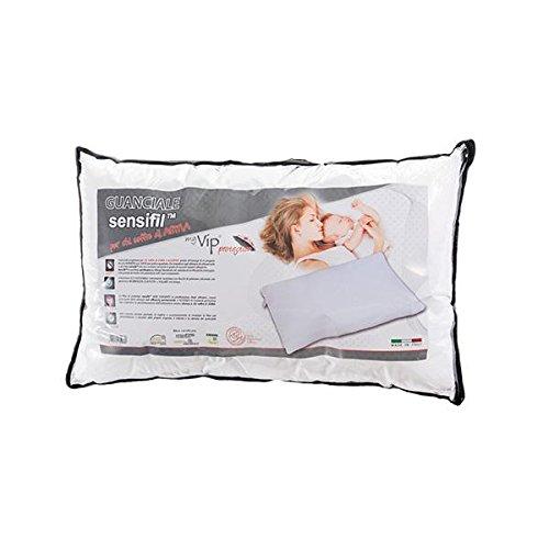 V.I.P Very Important Pillow kussen anti-allergisch overtrek barrière en vezel Sensifil, medisch product
