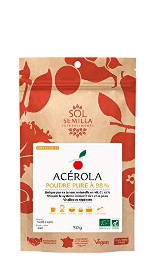Sol Semilla Acérola 50 g