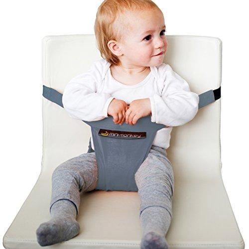 Minimonkey Mini-Sitz (Grau)