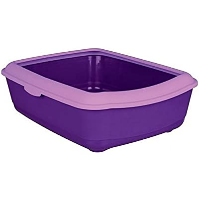 Trixie Classic Cat Litter Tray with Rim-Parent