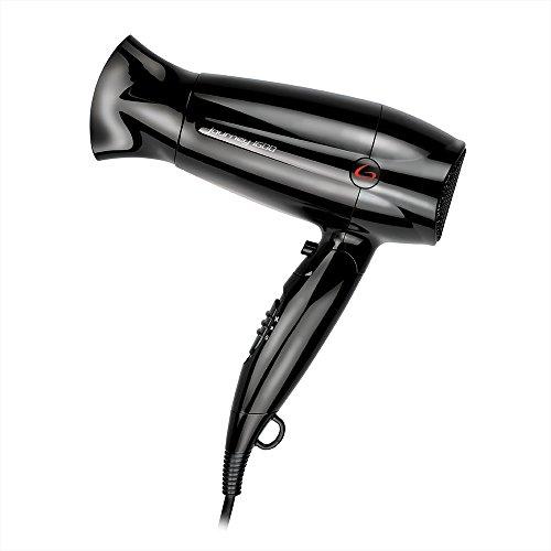 GAMA ITALY PROFESSIONAL Journey - Secador de pelo, 1600 W de potencia, motor DC ultraligero, sistema Bi-Volt