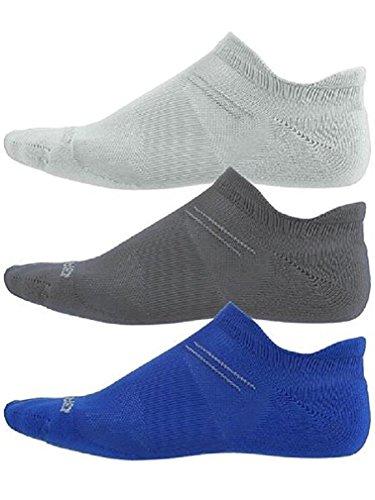 Brooks Run-In 3 Pack Running Socks Size Small