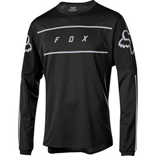 Flexair Ls Fine Line Jersey Black
