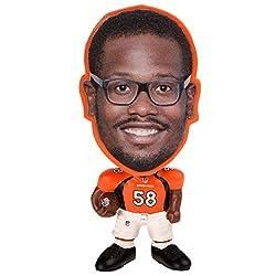 #4 Flathlete Figurine Oakland Raiders Carr D