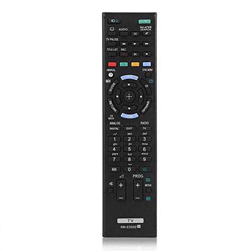 VBESTLIFE Universal Fernbedienung Ersatz für Sony RM-ED052 / RM-ED050 / RM-ED047 / RM-ED053 / RM-ED060 LED/LCD Smart Digital TV Box Fernsehen Audio Voice Controller