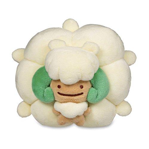 Pokémon POKÉ Plush Standard Ditto AS WHIMSICOTT