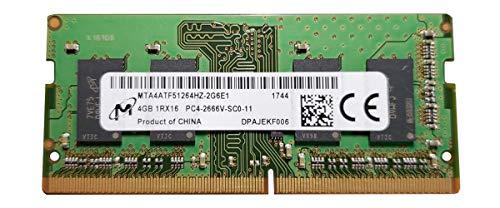 Micron MTA4ATF51264HZ-2G6E1 - Modulo RAM non ECC da 4 GB, multicolore