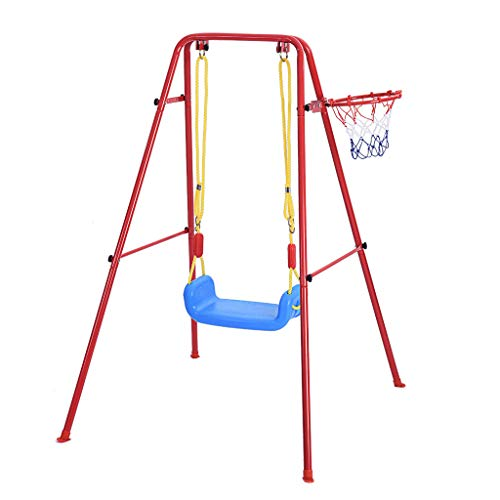 Xuways Toys Swing Basketball Combination Swing Toys Set Indoor and Outdoor Play Gift Toys for Kids Childs Boys Girls