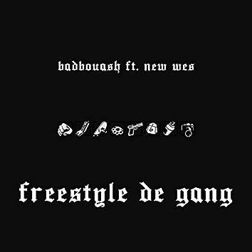 Freestyle de Gang
