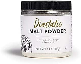 Diastatic Malt Powder 4 oz by King Arthur Flour