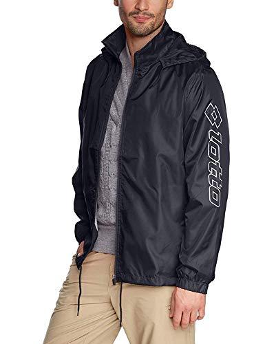 Lotto Windjacke Jacket WN Zenithus Chaqueta de Deporte, Hombre, Azul (Navy), M