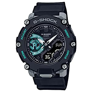 """[カシオ] 腕時計 ジーショック カーボンコアガード 構造 GA-2200M-1AJF メンズ ブラック"""""""