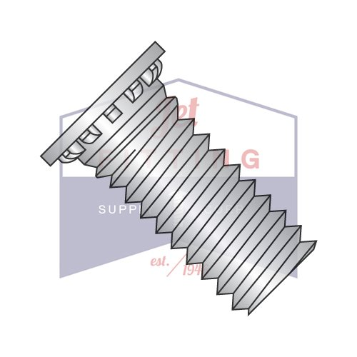 8-32X3 8 Self Clinching lowest price Studs Flush Direct stock discount Head Design wit Improved