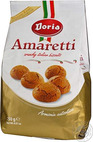 Doria Amaretti Biscuits 250G