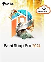 Corel PaintShop Pro 2021 | Photo Editing & Graphic Design Software | AI Powered Features [PC Download] [Old Version]
