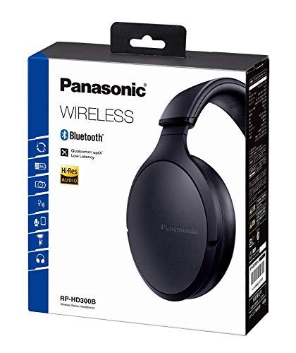 Panasonic(パナソニック)『ステレオヘッドホン(RP-HD300B)』