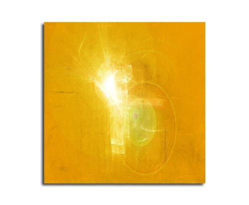Moderne abstrakt048_60 x 60 cm sur toile motif abstrait intérieur décoration indémodable, 047