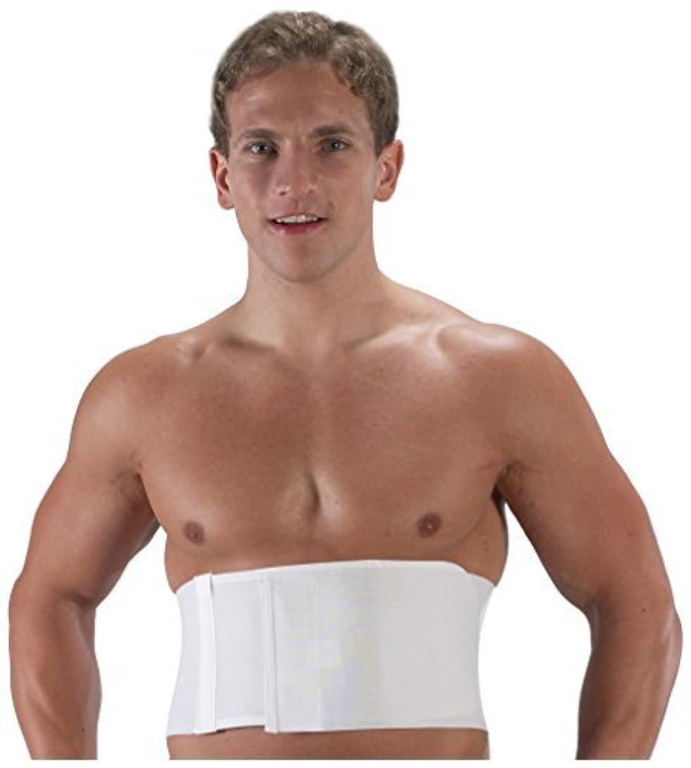 接辞不毛の欺くBilt-Rite Mastex Health TENS/EMS Belt White Large [並行輸入品]