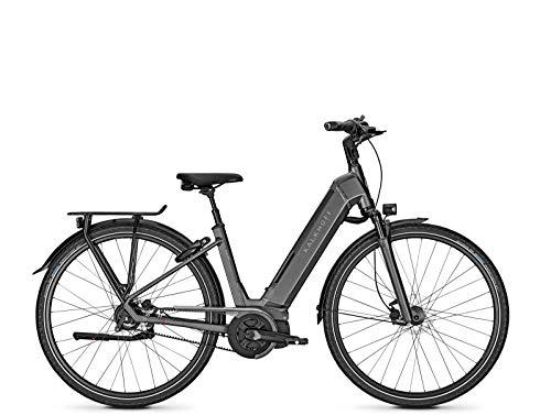 Kalkhoff Image Advance I8R Impulse - Bicicleta eléctrica 2018, Color Negro, tamaño 58 XL